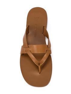 Zeus+dione 'zeus Sparta Flat' Sandals - En Route - Farfetch.com