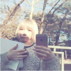 """少女時代 テヨン、清楚なセルフショットを公開…""""ますます綺麗に"""" - ENTERTAINMENT - 韓流・韓国芸能ニュースはKstyle"""