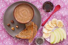 Predlog za doručak za puterom od lješnika