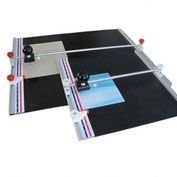 Cut perfect glass strips with the Walton Glass Strip Cutter. Glass Cutter, Perfect Glass, Glass Supplies, Cut Glass, Stained Glass, Table, Tables, Crystal, Stained Glass Panels