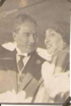 Atatürk'ün daha önce hiç görülmemiş fotoğraflarından...