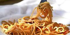Pasta Recipes, Snack Recipes, Cooking Recipes, Snacks, Spagetti Carbonara, Bastilla, Spaghetti, Beverages, Drinks