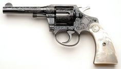Colt Pistols and Revolvers for Firearms Collectors - Police Positive - Collectors Information