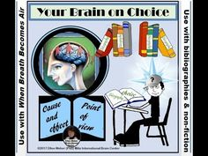 Choice - Cause & Effect -  Point of View -  Biography Studyguide - Non f... Students make healthy choices - guided by literary texts