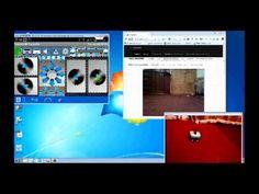 Передача видео c бота на комп через интернет