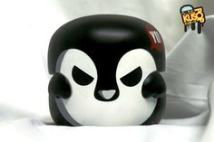 """""""Evil Penguin""""  Kuso Designer Toys LLC"""