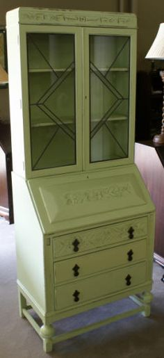 My Nana Had A Secretary Similar To This That I Was Obsessed With As A Child