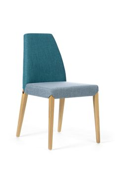 Sweet 25 bicolor chair by Belgian furniture producer Mobitec. Follow the link to configure your own chair online!