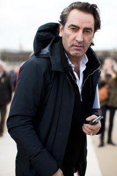 On The Street….. Last Day of Fashion Week!, Paris - The Sartorialist