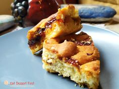 Be fit to eat sweet! Α sweet trip to Lake Plastiras How To Make Jam, Eat Dessert First, Layer Cakes, Superfood, Tarts, Sweets, Breakfast, Ethnic Recipes, Desserts