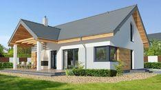 Pireus III Pasywny 3b LDP03b - zdjęcie 7 Outdoor Decor, House, Home Decor, Decoration Home, Home, Room Decor, Home Interior Design, Homes, Houses