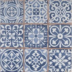 Bodenfliese Retro Wandfliese Vintage Fliese Weiß Blau FS Faenza-A – B… Sponsored Sponsored Floor Tile Retro Wall Tile Vintage Tile White Blue FS Faenza-A – Image 1 White Mosaic Bathroom, Bathroom Floor Tiles, Wall And Floor Tiles, Wall Tiles, Tile Decals, Roof Tiles, Vinyl Tiles, Retro Vintage, Vintage Tile