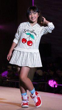 JSガールフェス:女子小学生のファッション祭典 総勢1000人が大人顔負けのポージング - MANTANWEB(まんたんウェブ)