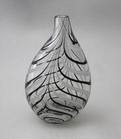 Art vase. Signed, Jacobino, Kumela Oy.