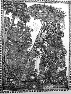 Gyulai Líviusz: Robinson Crusoe Robinson Crusoe, City Photo, Art, Art Background, Kunst, Performing Arts, Art Education Resources, Artworks