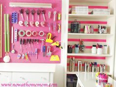 Need to get some pegboard - craft room from @Ingrid Taylor Taylor elizabeth