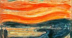 The Scream ~ Edward Munk Tristan Tzara, Lady Godiva, Donnie Darko, Dylan Thomas, Andrew Wyeth, Janis Joplin, Manet, Magritte, Caravaggio