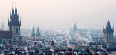 Prague....spent some time in this interesting city....