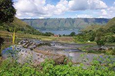 Tobameer, Sumatra, Indonesië