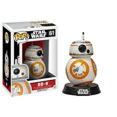 BB-B Pop! Vinyl Bobble-Head Figure by Funko - Star Wars: The Force Awakens