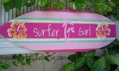 Beach Room, Beach Wall Art, Surfboard Art, Skateboard Art, Surfer Party, Surfer Room, Hawaian Party, Beach Themes, Beach Decorations