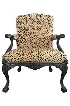 RALPH LAUREN Clivedon Carved Chair, viyet.com (=)