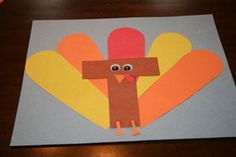 Alphabet crafts for kids. Check out our new collection of kids alphabet crafts. We have a nice variety to choose from including alphabet buddies, alphabet games and more. Kids will learn the letters of the alphabet while making these crafts. Turkey Crafts For Preschool, Kindergarten Crafts, Craft Activities For Kids, Preschool Activities, Crafts For Kids, Craft Ideas, Dr Seuss Crafts, Abc Crafts, Thanksgiving Letter