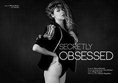 """cool Lorenza Zorer em \""""Secretly Obsessed\"""" por Marcos Rezende para Bloginvoga"""