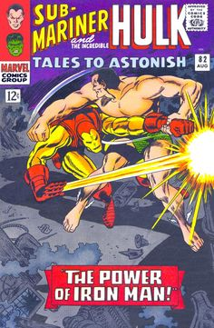 Tales to Astonish #82