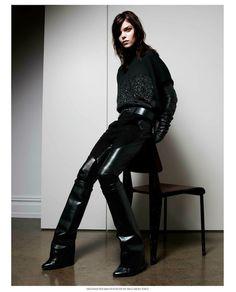 Meghan Collisionin Givenchy by Riccardo Tisci