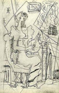 1955 Georges Braque