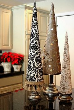 Tự làm cây thông Noel đón Giáng sinh | Đời sống | VTV.VN
