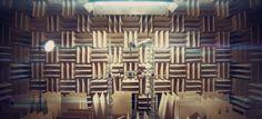 SOUND TEST by Jozef Petrzel, via Behance
