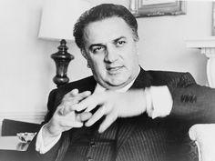 Italian Film Director Federico Fellini (1920-1993)♣♣R I P♣♣