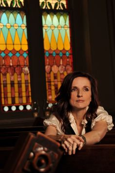 The breathtaking, Patty Griffin.  I aspire to reach the level of musical greatness that she has achieved.