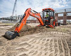 TLB Series M62 with Backhoe Excavator Training OSHA & ANSI Compliant www.scissorlift.training