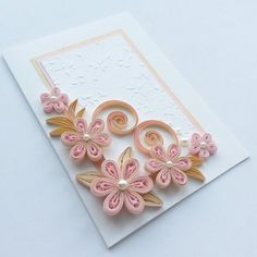 Love You Card, Handmade Greeting Card | Gericards - Cards on ArtFire