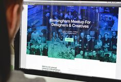 Birmingham Meetup For Designers & Creatives