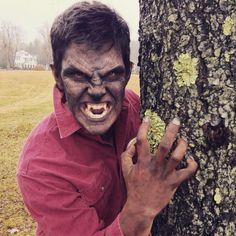 Werewolf Makeup!