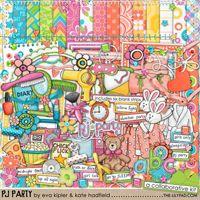 "Photo from album ""PJ Party on Yandex. Digital Project Life, Paper Art, Paper Crafts, Pj Party, Clip Art Pictures, Pillow Fight, Scrapbook Designs, Scrapbook Embellishments, Slumber Parties"
