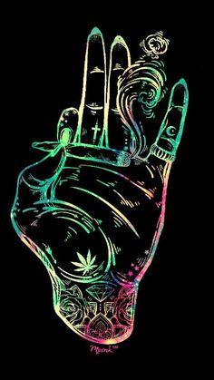 wallpaper iphone neon Android Wallpaper - Puff And Pass Neon Wallpaper # Weed Wallpaper, Iphone Wallpaper, Marijuana Wallpaper, Hippie Wallpaper, Wallpaper Art, Wallpaper Ideas, Psychedelic Art, Marijuana Art, Cannabis Oil
