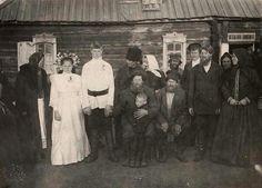 Свадьба. Российская империя, начало XX века
