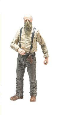 Mcfarlane The Walking Dead action figures Hershel Greene Exclusive Series 7