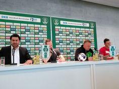 """SC DHfK Leipzig – Michael Biegler: Karsten Günther """"Team kontinuierlich weiter entwickeln"""""""