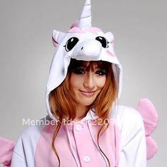 Pyjama licorne :-D