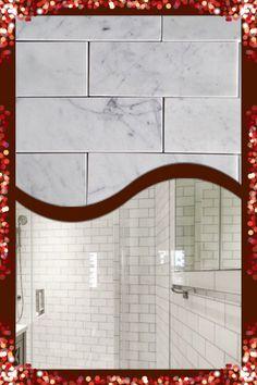 Bianco Carrara subway tiles 2x4 or 3x6