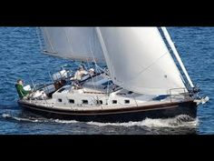 How To Build  the new Tartan 4000 sailboat presented by Randall Burg