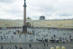 Saint Petersburg Diary