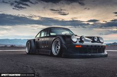 NFS Porsche 964 reimagined as Spirit of 147