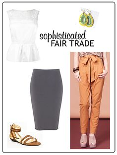 Fair Trade Styling ideas